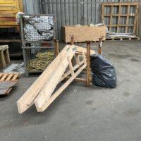 Un atelier 2 tapissières -